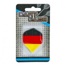 Letky Nemecko 3ks.