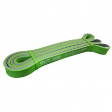 Odporová guma Power Band Sportvida 208x2x0,45 cm dvojbarevná