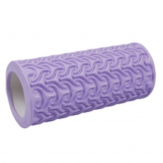 Masážny valec 33 cm fialový