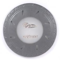 Létajicí talíř Frisbee Wham-O MAX FLIGHT 160 g svitící šedý