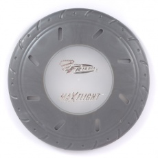 Lietajúci tanier Frisbee Wham-O MAX FLIGHT 160 g svietiaci sivý