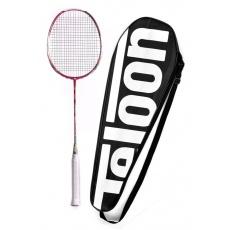 Badmintonová raketa TELOON Blast TL500 Red 89g