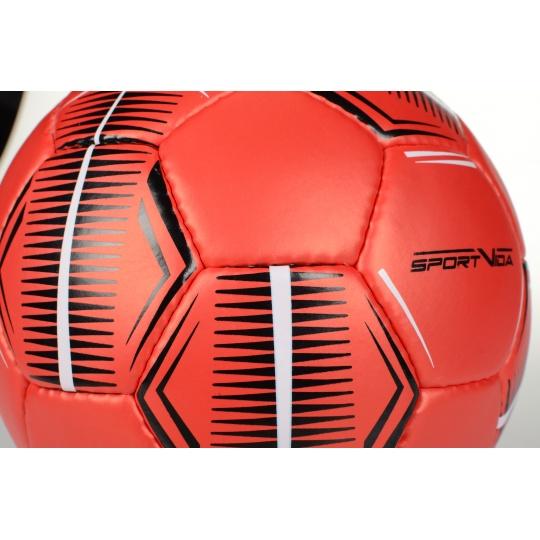Futsalový míč SPORTVIDA Game  - velikost 4, červený