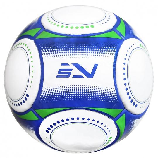 Futbalová lopta SPORTVIDA rozmer 5 - Game