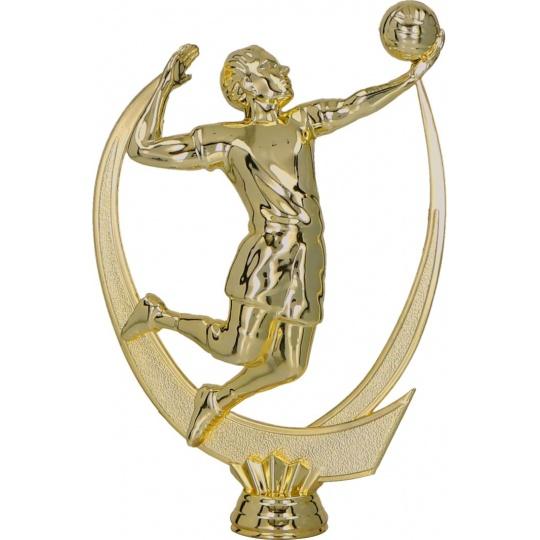 Plastová figurka volejbal