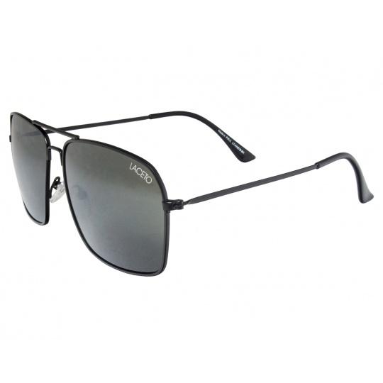 Sluneční brýle Laceto KELVIN BLACK