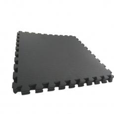 Podložka na cvičení - Tatami Puzzle 4ks bal 60x60x1 cm černá