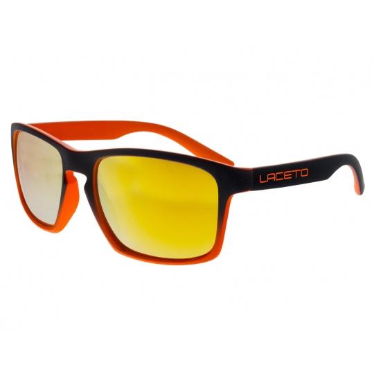 Sluneční brýle Laceto LUCIO ORANGE