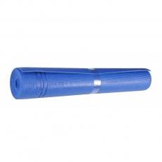Podložka na cvičení jogy 4 mm Sportvida modrá