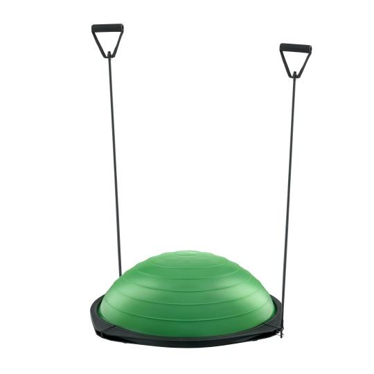 Balančná podložka 4Fizjo BOSU zelená