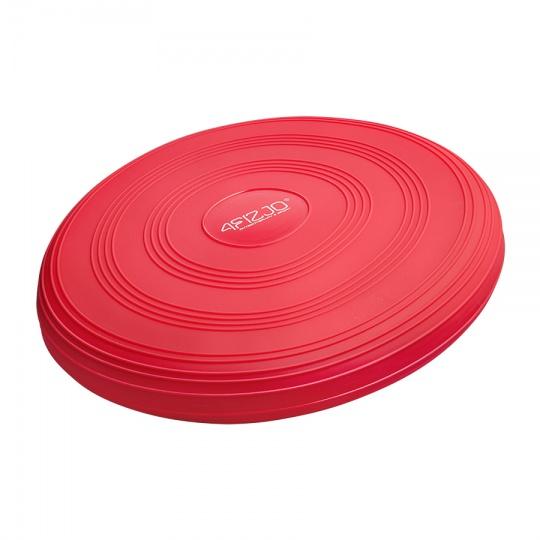 Balanční čočka 4Fizjo MED+ 33 cm červená