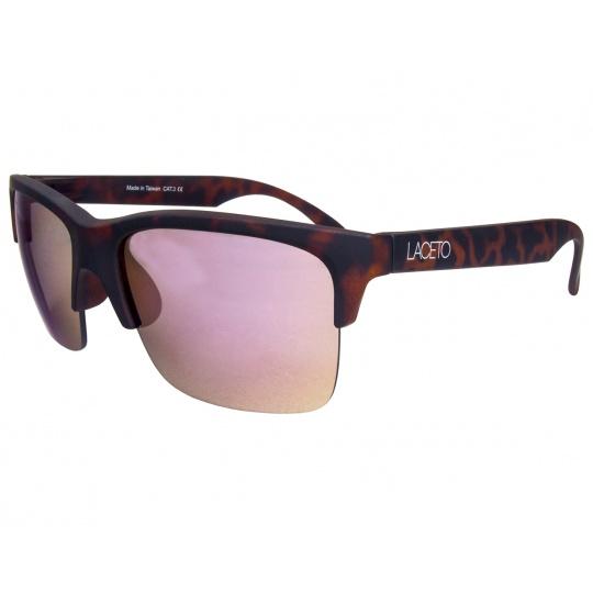 Slnečné okuliare Laceto BRUNO BROWN