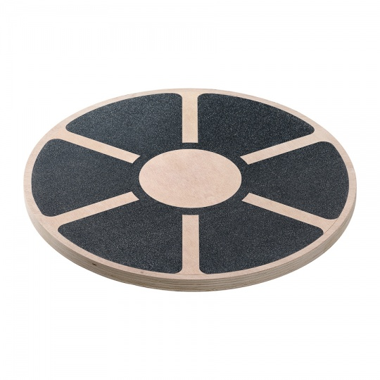 Balanční podložka dřevěná 4Fizjo 38,5 cm
