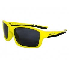 Dětské sluneční brýle Laceto ORISA GREEN