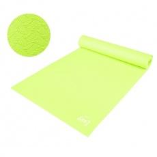 Podložka na cvičenie Easy 6 mm žltá