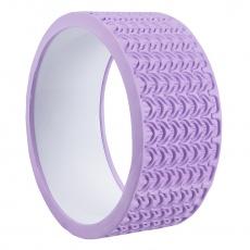 Jóga kruh Sportvida fialový 33 cm
