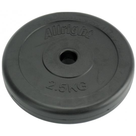 Kompozitový kotúč  Allright 2,5 kg