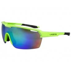 Sluneční brýle Laceto HANZO GREEN