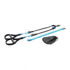 Závesné posilňovacie pásy 4Fizjo RTX modré