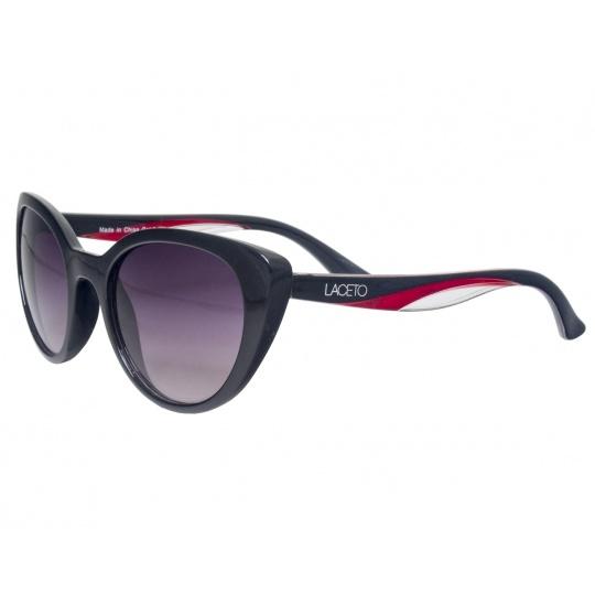 Slnečné okuliare Laceto WENDY BLACK