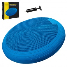 Balančná podložka 4FIZJO 60 cm modrá