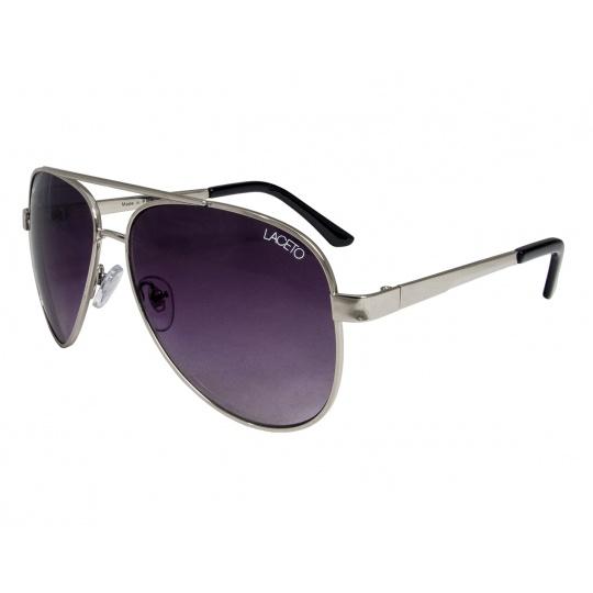 Slnečné okuliare Laceto SNIPES SILVER