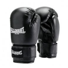 Boxerské rukavice Allright Holland TRAINING 12 oz černé