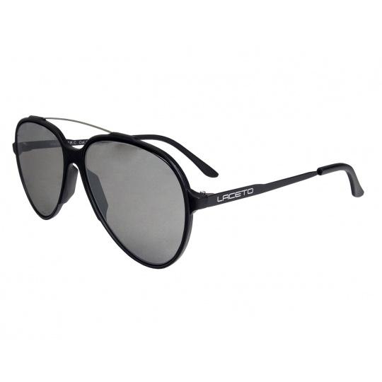 Slnečné okuliare Laceto SABI BLACK
