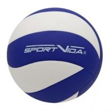 Volejbalový míč SportVida modrobílý