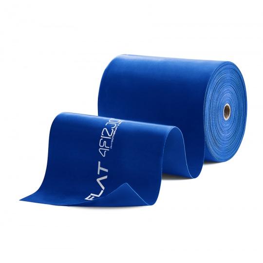 Guma fitness modrá 4FIZJO metráž