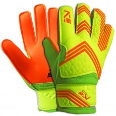 Brankářské rukavice Sportvida Mango Yellow