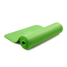 Podložka na cvičenie NBR 1 cm 4Fizjo zelená