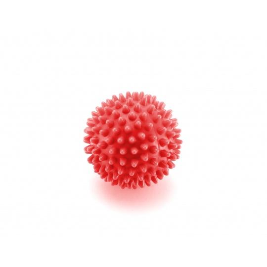 Masážna loptička 4Fizjo s hrotmi  7 cm