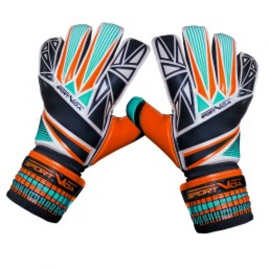 Brankářské rukavice Sportvida Freak Orange vel. 5
