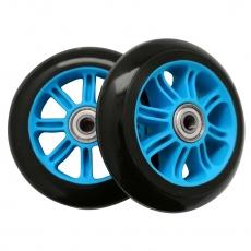 Kolieska PP ABEC-7 100MM PU- modré- set 2 ks
