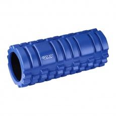 Masážny valec 4Fizjo 33 x 14 cm modrý