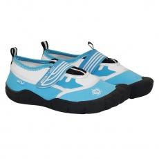 Boty do vody Sportvida Junior světle modré