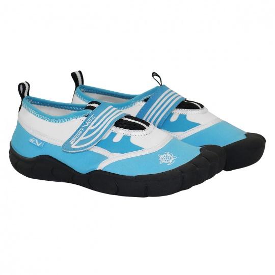 Boty do vody Sportvida Junior světlo modré