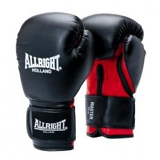 Boxerské rukavice Allright Holland 10 oz čierne