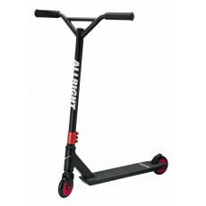 Koloběžka ALLRIGHT STUNT PROSKATE BLACK/ RED