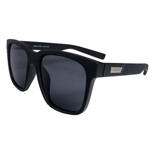 Polarizační sluneční brýle Laceto TOBIAS BLACK