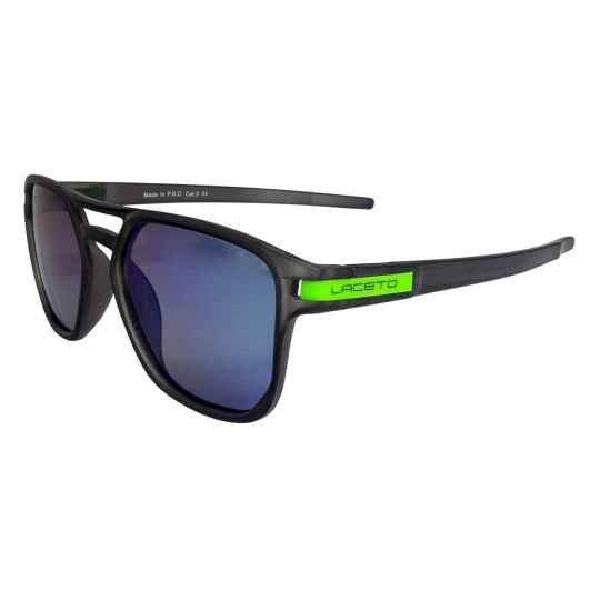 Polarizační sluneční brýle Laceto UNA GREY