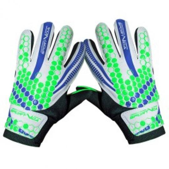 Brankářské rukavice Sportvida green vel.5