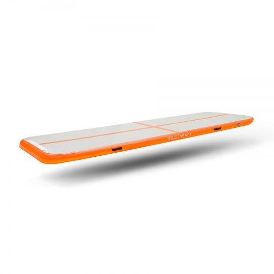 Airtrack nafukovacie žinenky 500 x 100 x 10 cm oranžová