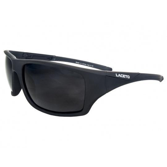 Polarizační sluneční brýle Laceto ASHE BLACK