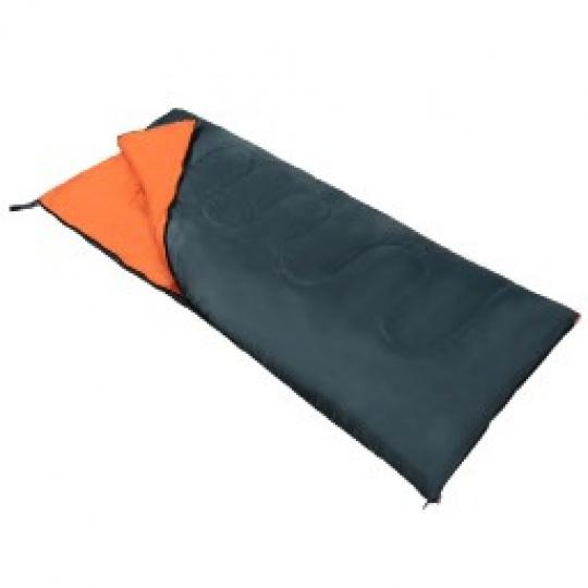 Přikrývka na spaní červeno-černá