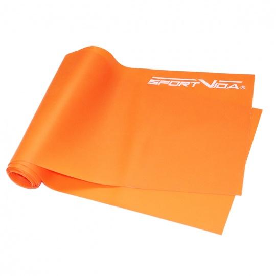 Guma fitness 200x15x0,045 cm SPORTVIDA