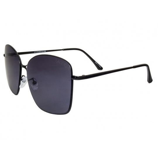 Slnečné okuliare Laceto FINN BLACK