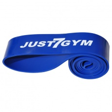Power Band Just7gym 208x6,40x0,45 modrý
