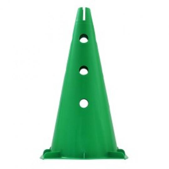 Tréninkový kužel 30 cm Sportvida zelená